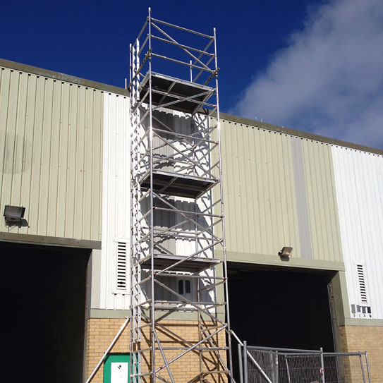 Low Level Access Hire Amp Plant Hire Aberdeen From Emco